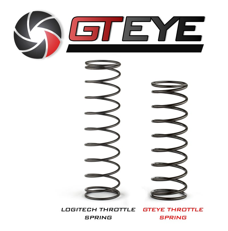 Image of GTEYE Throttle Spring for Logitech G25 / G27 / G29 / G920
