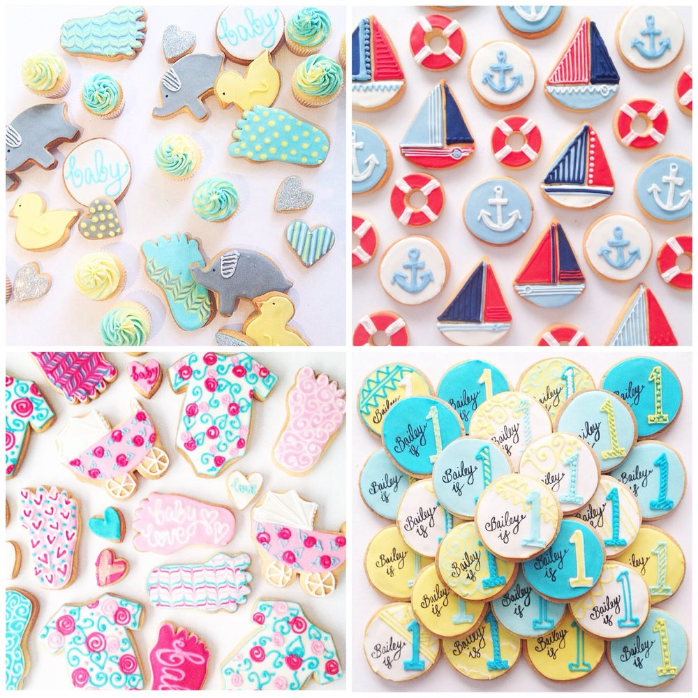 Image of Cookies - Custom Order for CHERYL