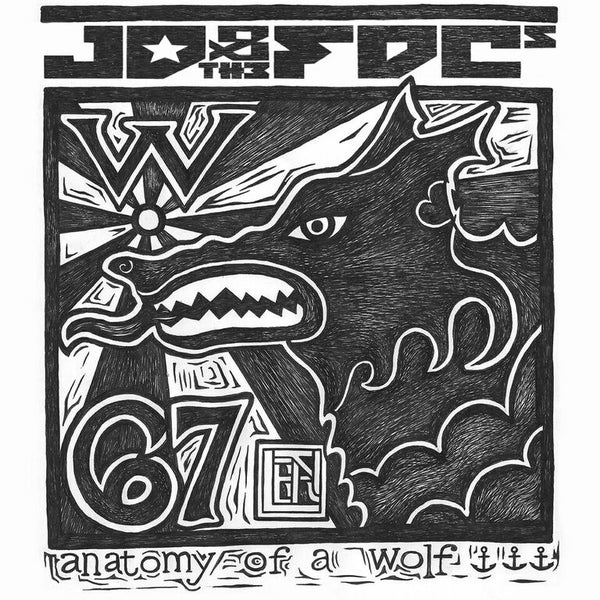 Image of JD & the FDCs - Anatomy Of A Wolf CD