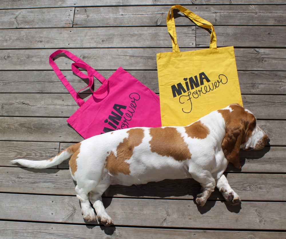 Image of Mina TOTE Bag