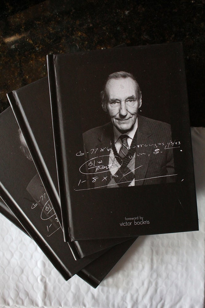 "Image of ""7786-Burroughs, WM."" Hardcover Book"