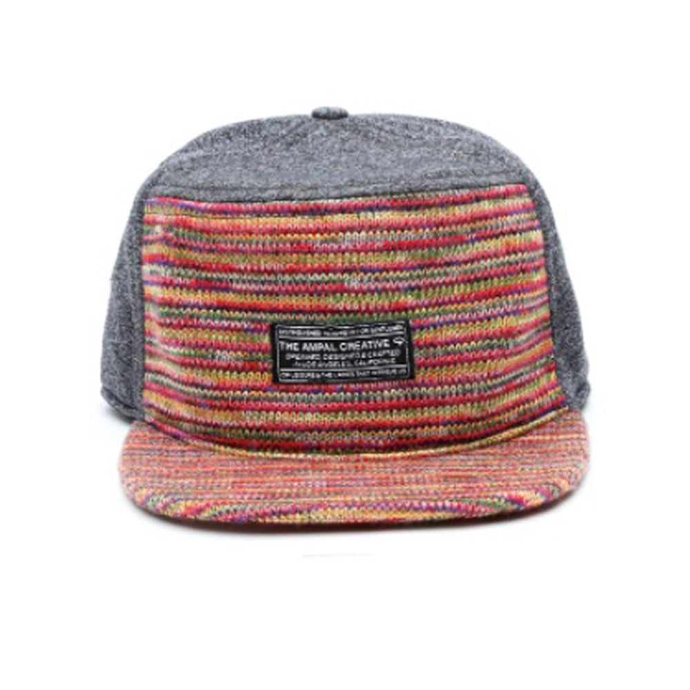 Image of THE AMPAL CREATIVE - HIGHKNIT STRAPBACK