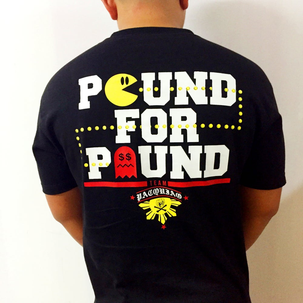 Image of POUND FOR POUND (TEAM PACQUIAO)