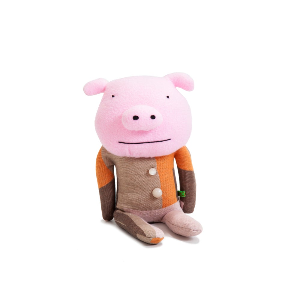 Image of Clara the chubby pig