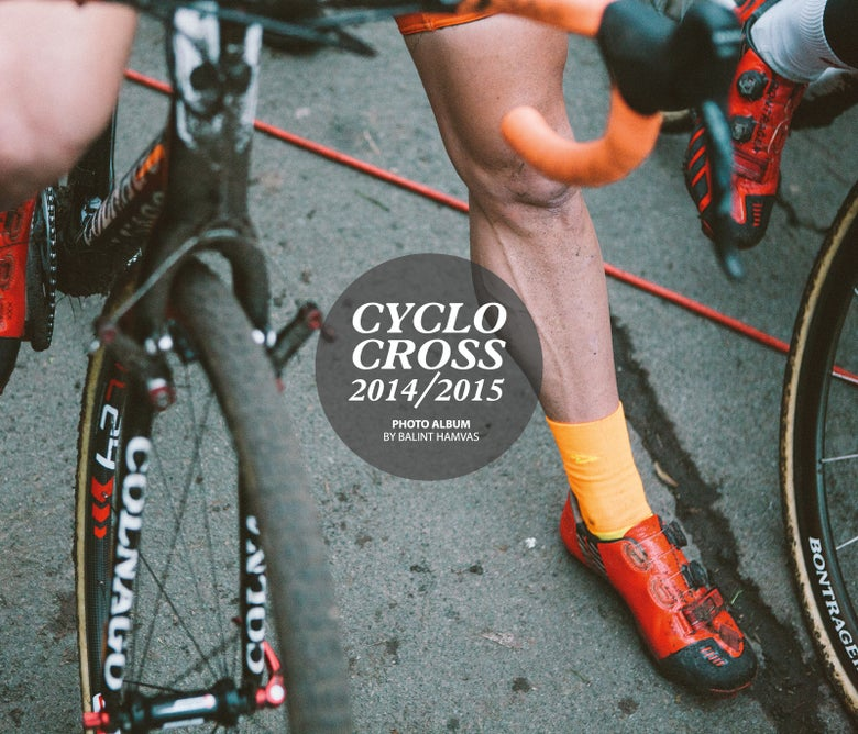 Image of 2014/2015 Cyclocross Album