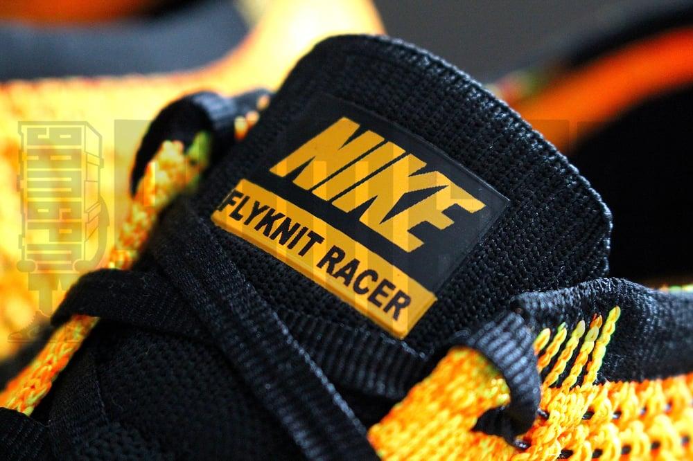 "Image of Nike FLYKNIT RACER ""TEAM ORANGE"""