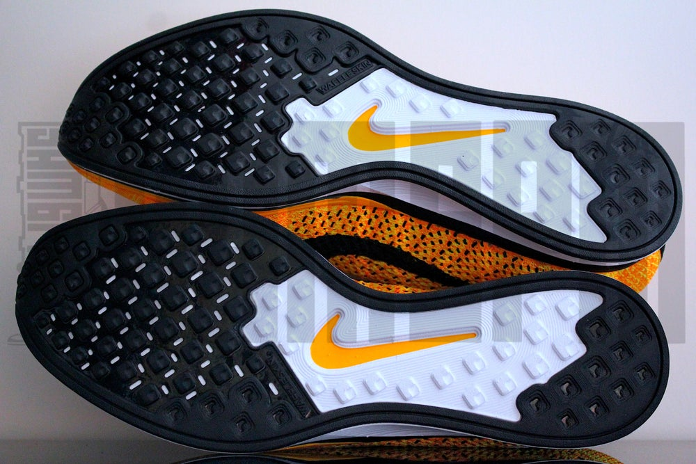 "Image of Nike FLYKNIT RACER ""TEAM ORANGE"""