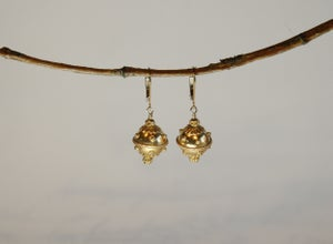 Image of Gold Vermeil Earrings