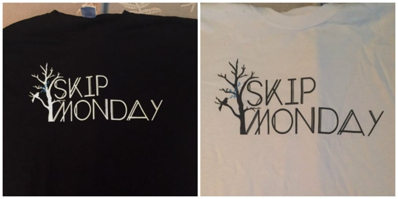 Image of Skip Monday (Limited Edition) Shirts