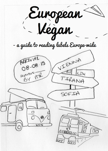 Image of European Vegan Zine