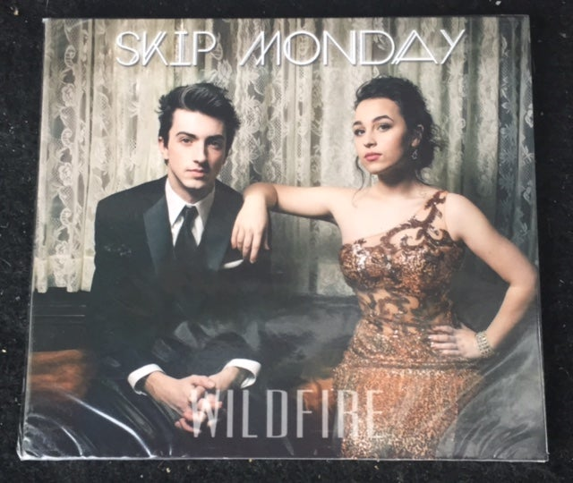 Image of Skip Monday Wildfire EP