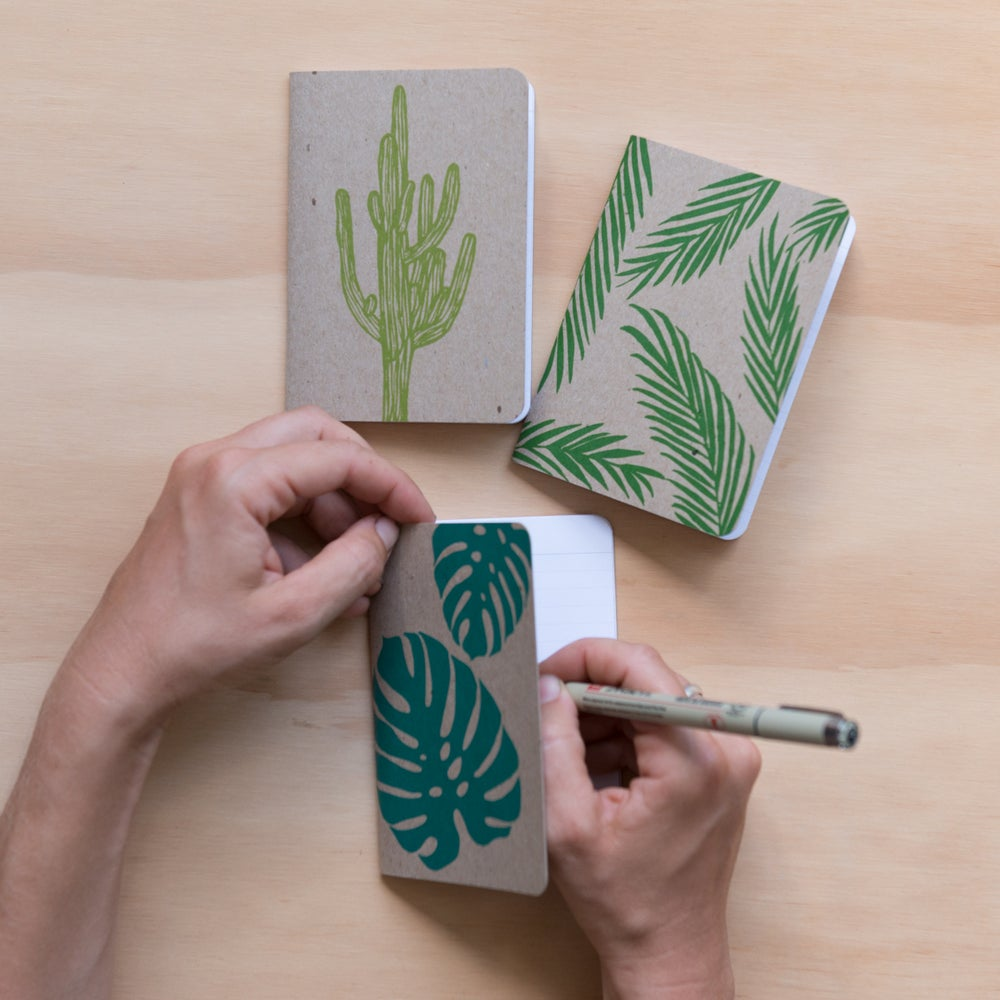 Plant Notebooks