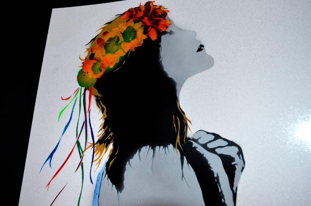 """Image of """"Bohemian Spirt"""" - White"""