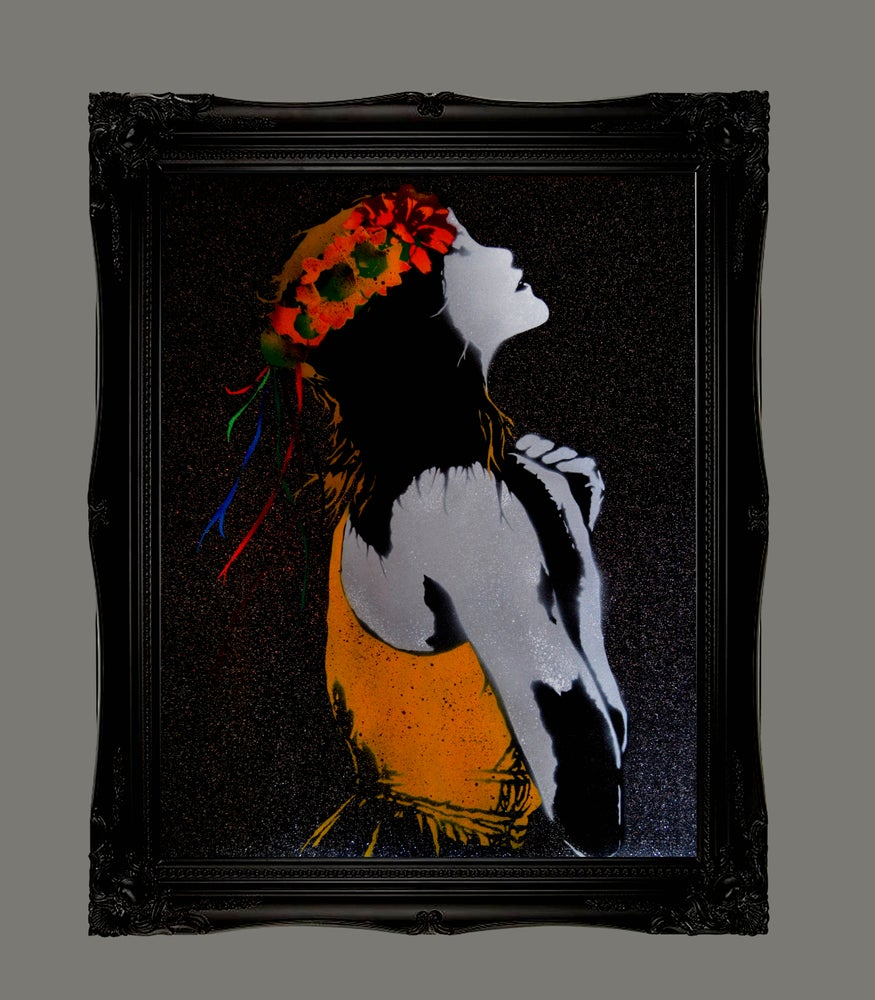 "Image of ""Bohemian Spirit"" - Black"