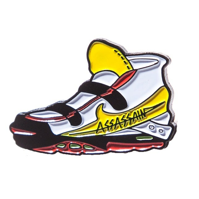 Image of Assassain Lapel Pin