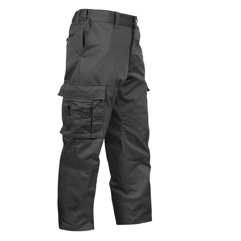 Image of Men's Black Tactical Pants