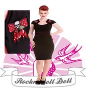 Image of Hell Bunny - Viktoria Dress (4447)