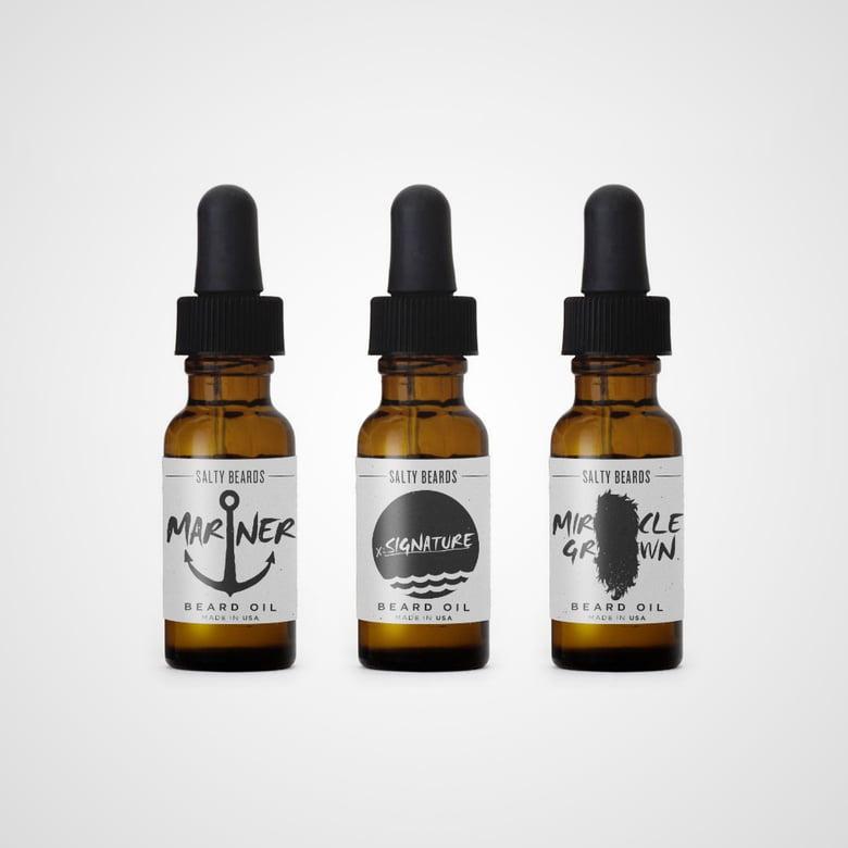 Image of Beard Oil's