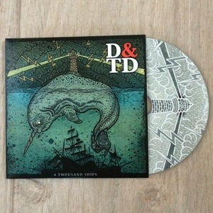 Image of 'A Thousand Ships' CD