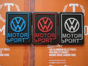 Image of Trimsport VW Motorsport LIMITED EDITION Black Badge