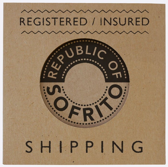 Image of REGISTERED/INSURED SHIPPING