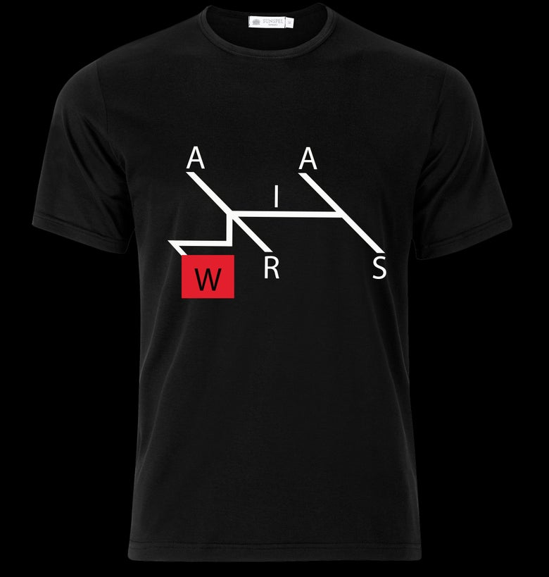 "Image of Warias ""VW""  Tee"