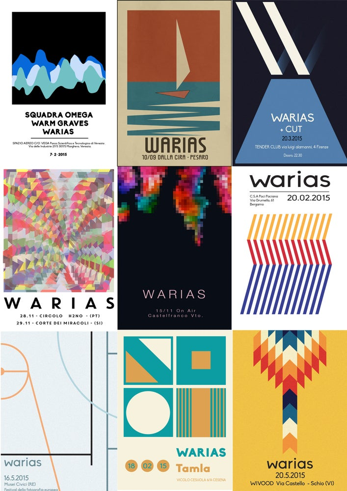 Image of Warias Posters