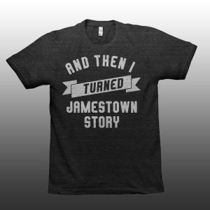 Image of JS Throwback Tee