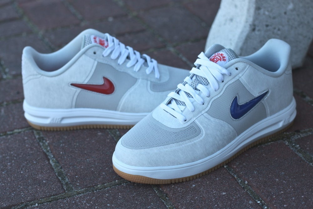 Image of NIKE AIR FORCE 1 LUNAR X CLOT