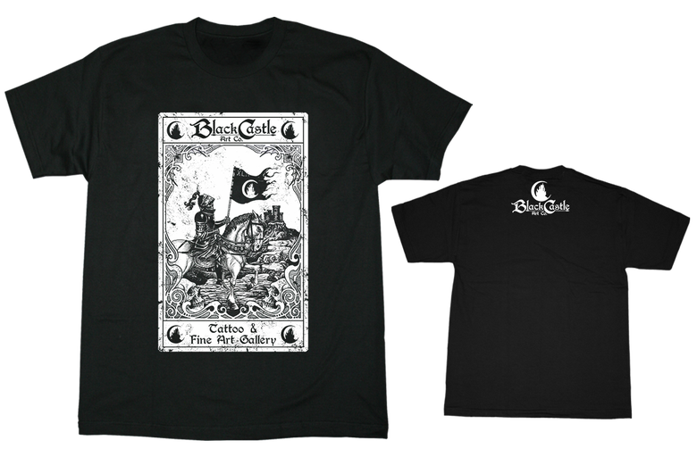 Image of Black Castle Tee