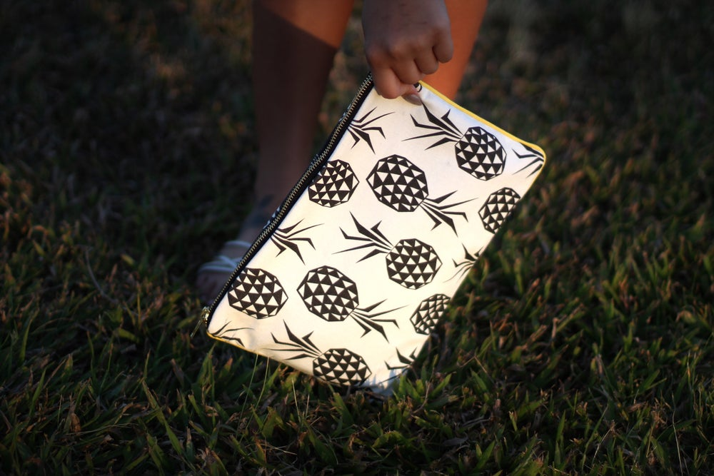 Image of Pineapple Clutch