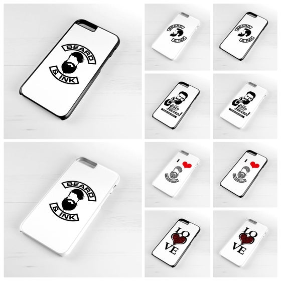 Image of Beard and Ink Mobile Phone and IPod Touch Covers
