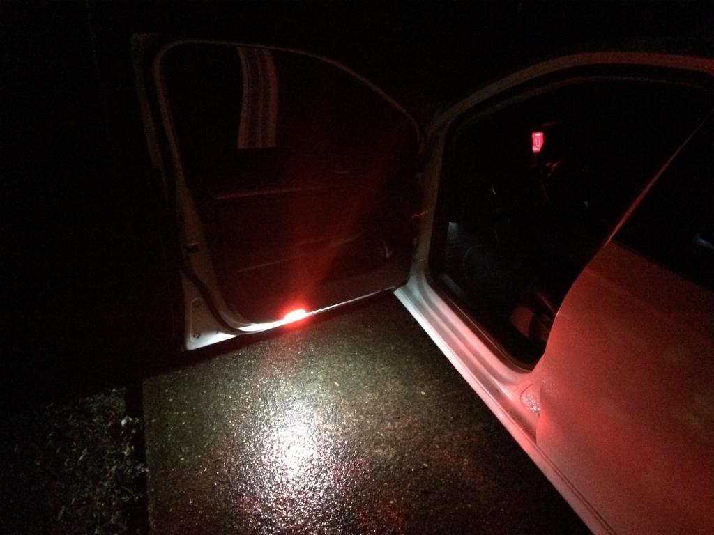 Image of Universal Mirror Puddle & Door Warning / Puddle LEDs for all Car Models