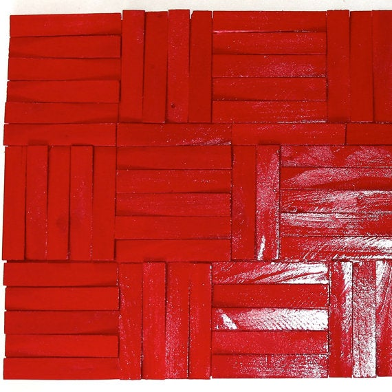 Image of Modern Art | Wood Wall Art | Modern Wall Sculpture | Abstract Wall Art | Original Art