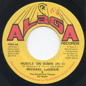"Image of Hustle On Down Pt. 1 / Hustle On Down Pt. 2 - 7"" Vinyl"