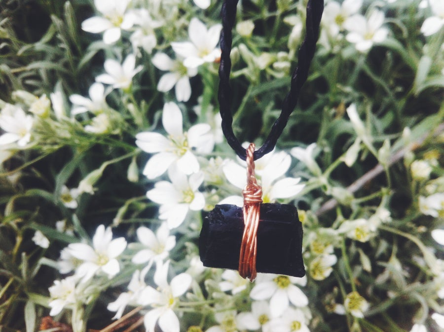 Image of ' m o o n s o n g ' necklace