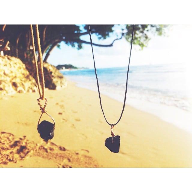 Image of ' h a i l s t o n e ' necklace / choker