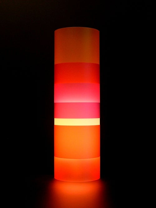 Image of Gobstopper Lamp Cherry/Orange/Strawberry