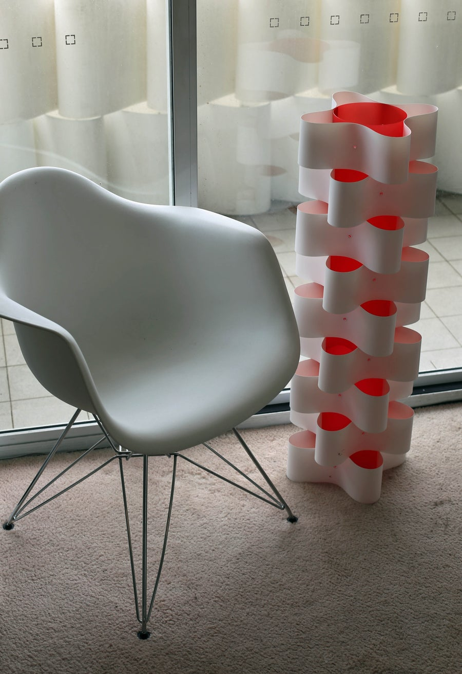Image of The Orbit Floor Lamp 90cm