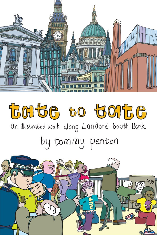 Image of Tate to Tate Signed Paperback Edition