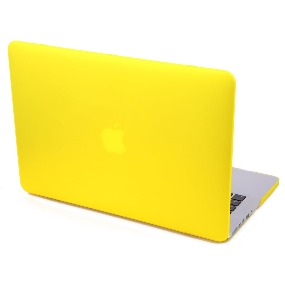 the latest 2b866 01ecd Rubberized Hard Shell Cover for MacBook Pro 13