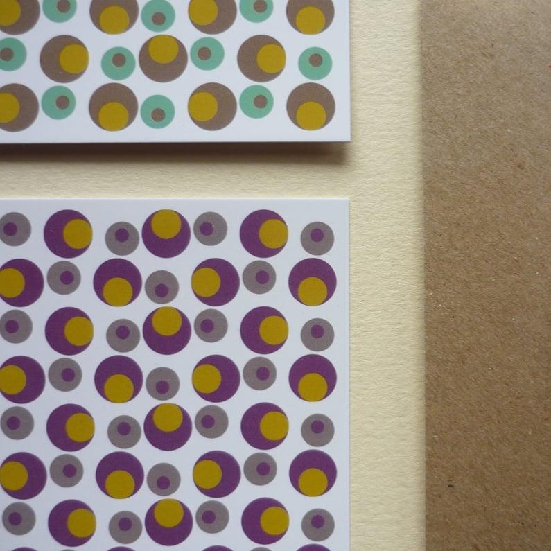 Image of 2 cartes mix [GrAfiK] A+B