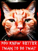 Image of Ming - You Know Better Sticker