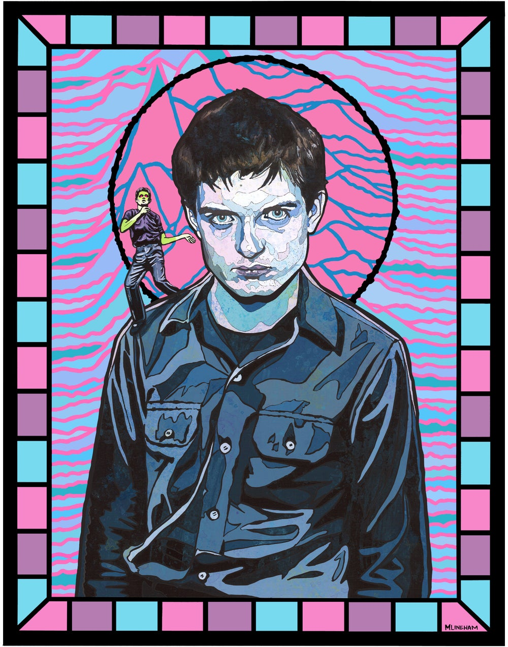 Saint Ian Curtis (Joy Division)