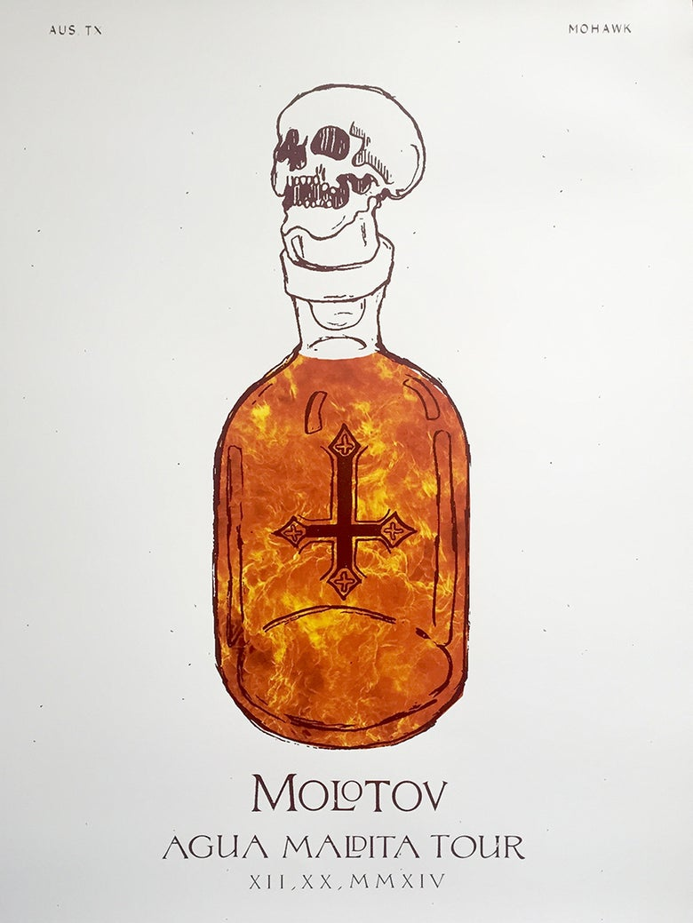 Image of Molotov GigPoster by CBC