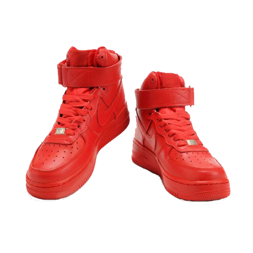 buy popular 47393 579ea Image of Custom Nike Air Force 1 Mid - All one color