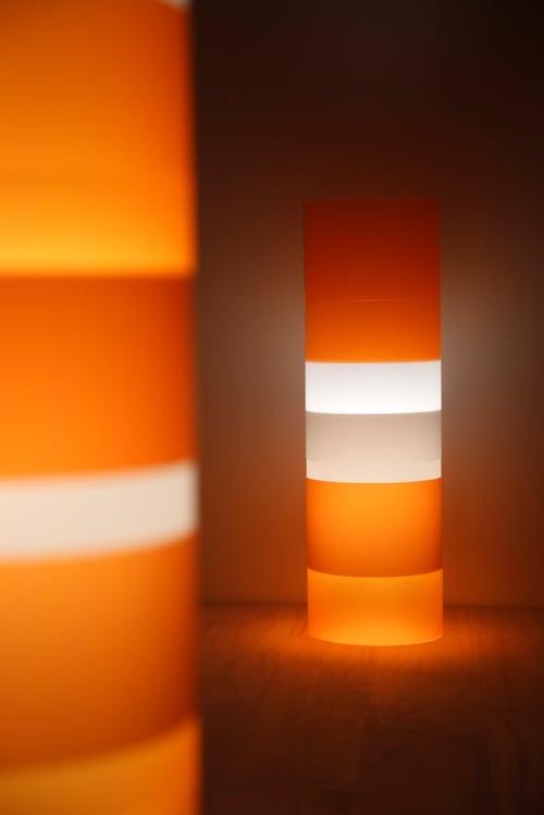 Image of The Gobstopper Lamp Mandarin