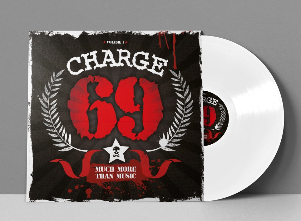 "Image of LP Blanc + CD , Charge 69 ""Much More Than Music"" EDITION LIMITEE"