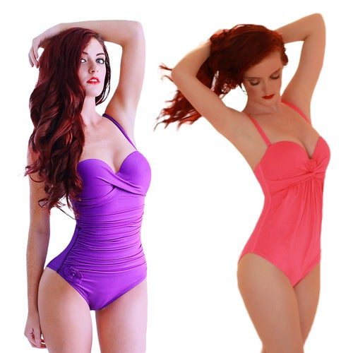 Image of Vedette Alexandra & Marlene Swimsuits