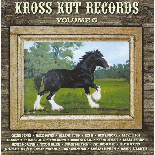 Image of Kross Kut Records Volume 6